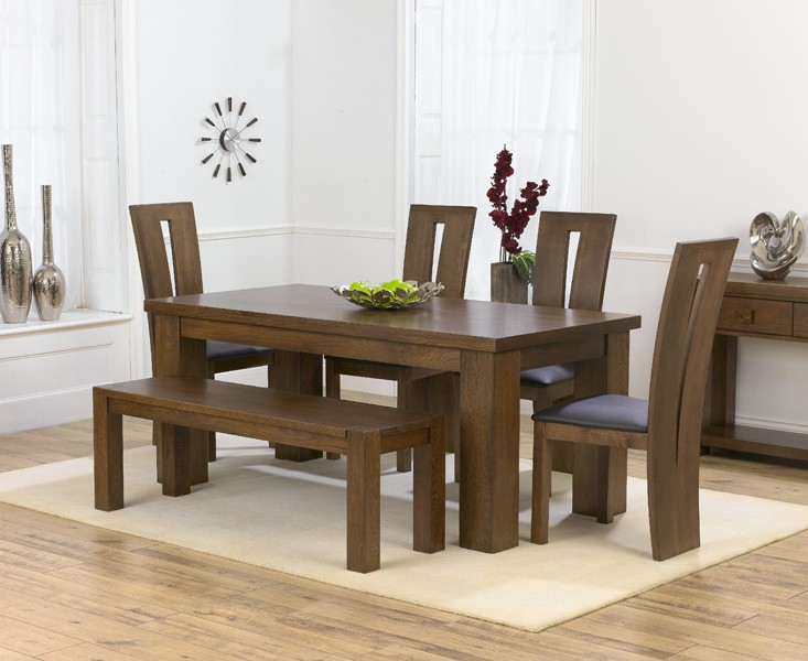Bench dining table Shop for cheap Furniture and Save online : xlg16410 from www.pricechaser.co.uk size 733 x 600 jpeg 81kB