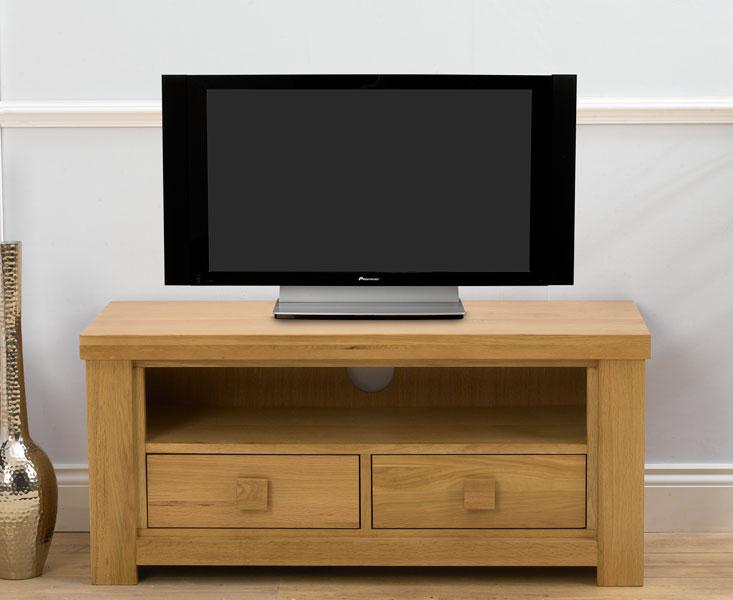 Kentucky 110cm Oak TV Unit